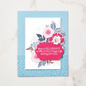 EIR Time To Celebrate Card (Blue)